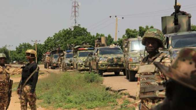Military repels bandits' attack on Benue community market