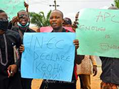 Okigwe Group Urges INEC To Declare Okewulonu Winner of Senatorial Bye-Election
