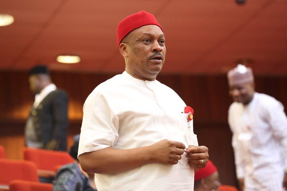 Senator Sam Anyanwu - 9News Nigeria