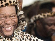 South Africa's Beloved Zulu Monarch Dies At 72