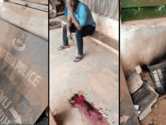 Terror In Anambra- Unknown Gunmen Attack Mgbakwu Police Station, One Officer Survives Gun Shots