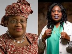 WTO Director-General, Dr Ngozi Okonjo-Iweala and Sister Dr Njide Okonjo-Udochi