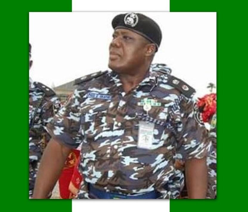 Police AIG Paul E. Okafor (Rtd)