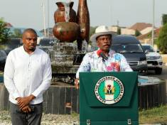 Executive Governor of Anambra State, Chief Willie Obiano