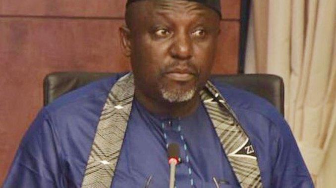 Former Imo State Governor, Rochas Okorocha