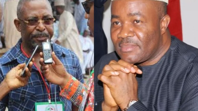 How PDP National Legal Adviser, Enoidem is working for Akpabio