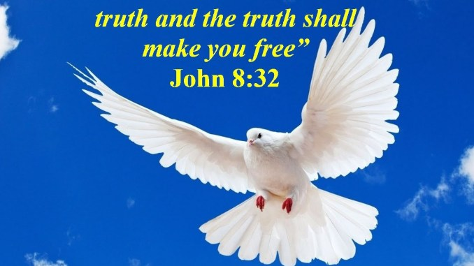 John-8-vs-32- You shall know the truth and the truth shall set you free
