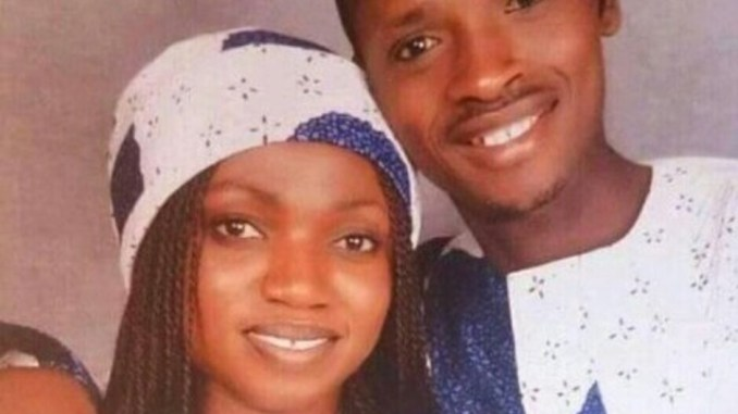 Late Francis Jonathan Ayuba and wife - 9News Nigeria