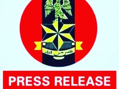 Nigerian Army Press Release
