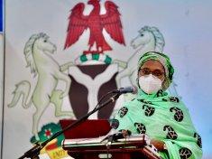 Nigerian Finance Minister Zainab Shamsuna Ahmed - 9News Nigeria