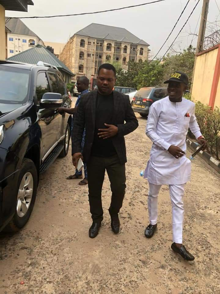 Prince Dr. Henry Okafor - 9News Nigeria