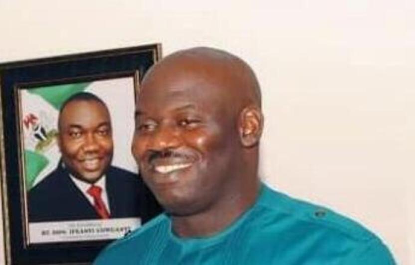 Steve Oruruo, the Special Adviser to the Government of Enugu State - 9News Nigeria