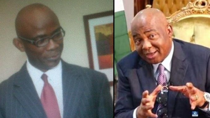 WHY IS GOV HOPE UZODINMA CHIEF PRESS SECRETARY (CPS) OGUWUIKE NWACHUKWU NOT FUNCTIONAL?