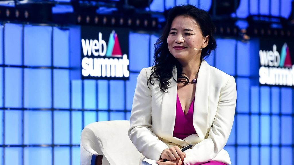 Australian, TV anchor Cheng Lei