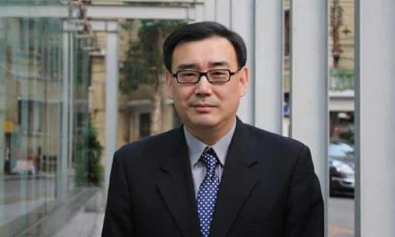 Australian writer, Yang Jun