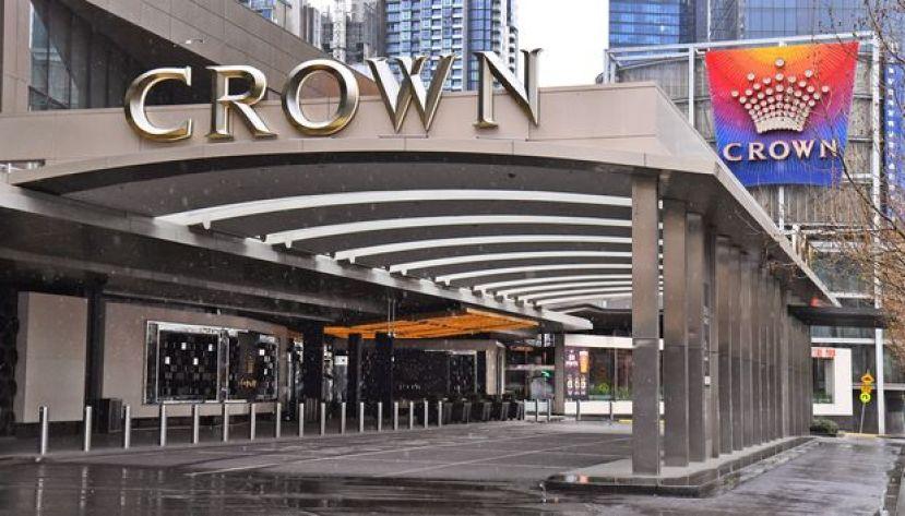 Crown Casino, Melbourne Australia