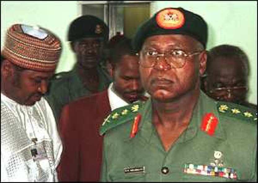 General Abdulsalami Abubakar - (Rtd)