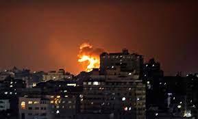 HAMAS Palestine Militants Hit Rockets on Isreal, killing Many