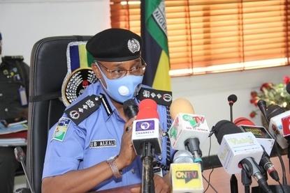 IGP Usman Alkali Baba - Police IG