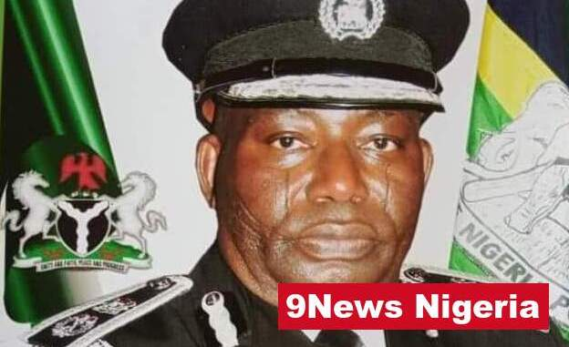 The Commissioner of Police, Imo State, CP Abutu Yaro
