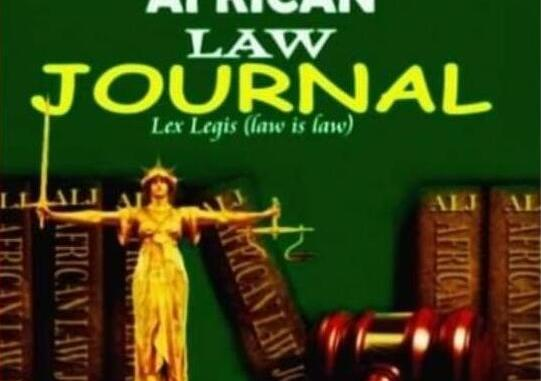 AFRICAN LAW JOURNAL
