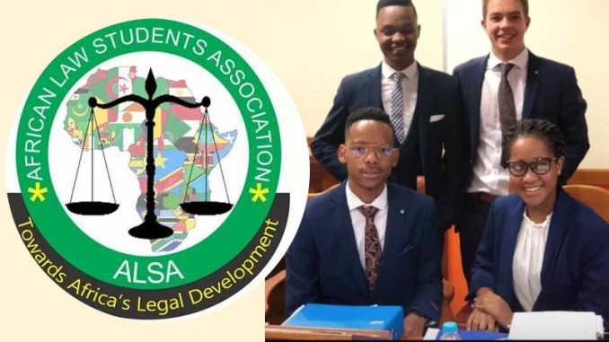 African Law Students'Association Essay Competition