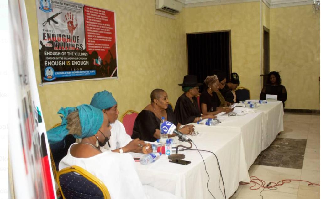 Credible Igbo Women Initiative, CIWI