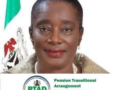 Dr Chioma Ejikeme, Executive Secretary, PENSION TRANSITIONAL ARRANGEMENT DIRECTORATE, (PTAD)