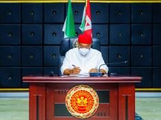 Governor Hope Uzodinma, APC Governor of Imo State