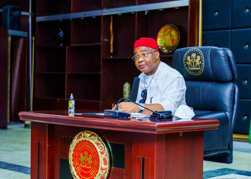 Governor Hope Uzodinma - Imo State Governor