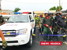 IMO GOVERNMENT TO ESTABLISH AN INSURANCE POLICY FOR SECURITY OPERATIVES