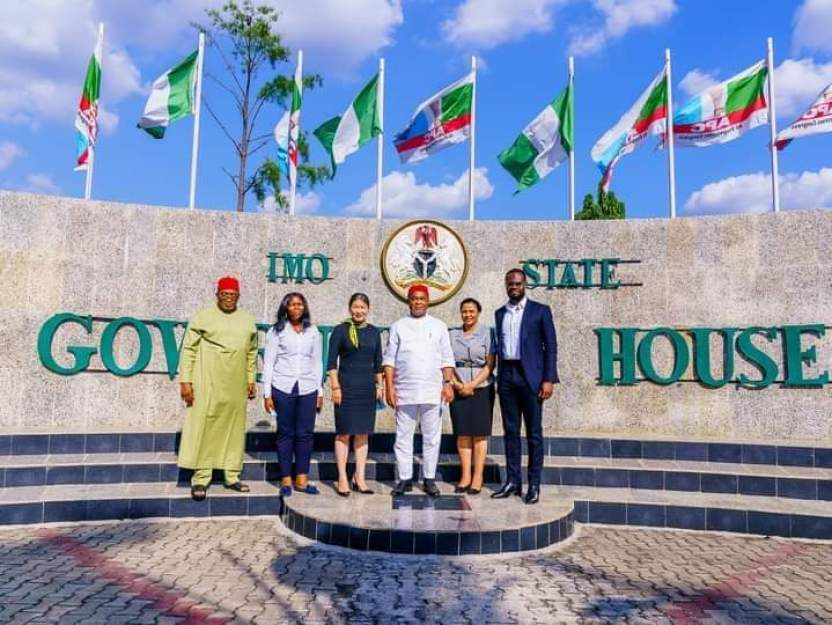 Imo State has returned to investors-friendly state - Governor Uzodinma harps