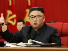 Kim Jong-un admits North Korea is facing 'tense' food crisis
