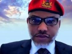 Mazi Nnamdi Kanu, IPOB Leader Arrested