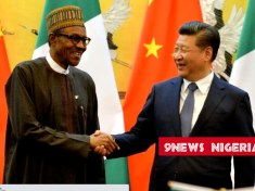 Nigeria and China Relationship - Buhari and Xi Jin Ping