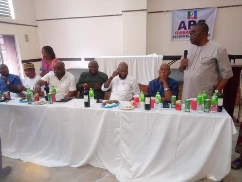 Owerri West APC Party