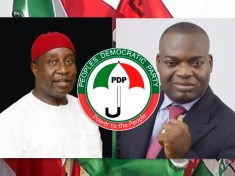 ANAMBRA 2021 PDP Primaries: Tony Nwoye and Barr Emeka Etiaba step down from ongoing PDP governorship primaries as court nullifies super delegates