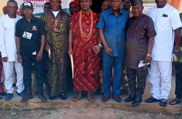 UMUOMA NEKEDE RECONCILES COMMUNITY EXCOS AFTER LINGERED CRISES.