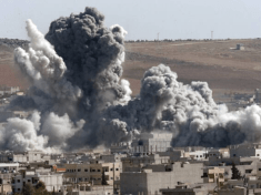 USA carries out air strikes against Iran-backed militia in Iraq, Syria