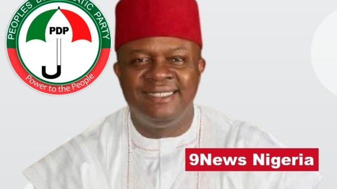 Valentine Ozigbo PDP Candidate