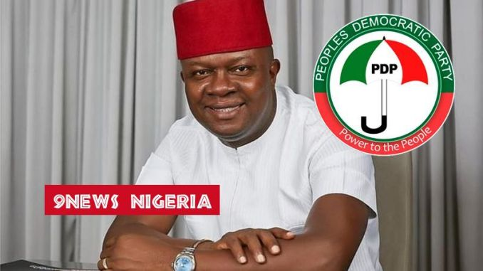 Valentine Ozigbo Wins PDP Primaries for Anambra Governorship Election Coming up in November