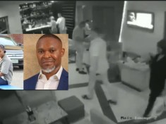 Video Emerges of Lagos Billionaire, SuperTV CEO Usifo Ataga's Last Moment With Side-chick Chidimma before she allegedly killed him (video)