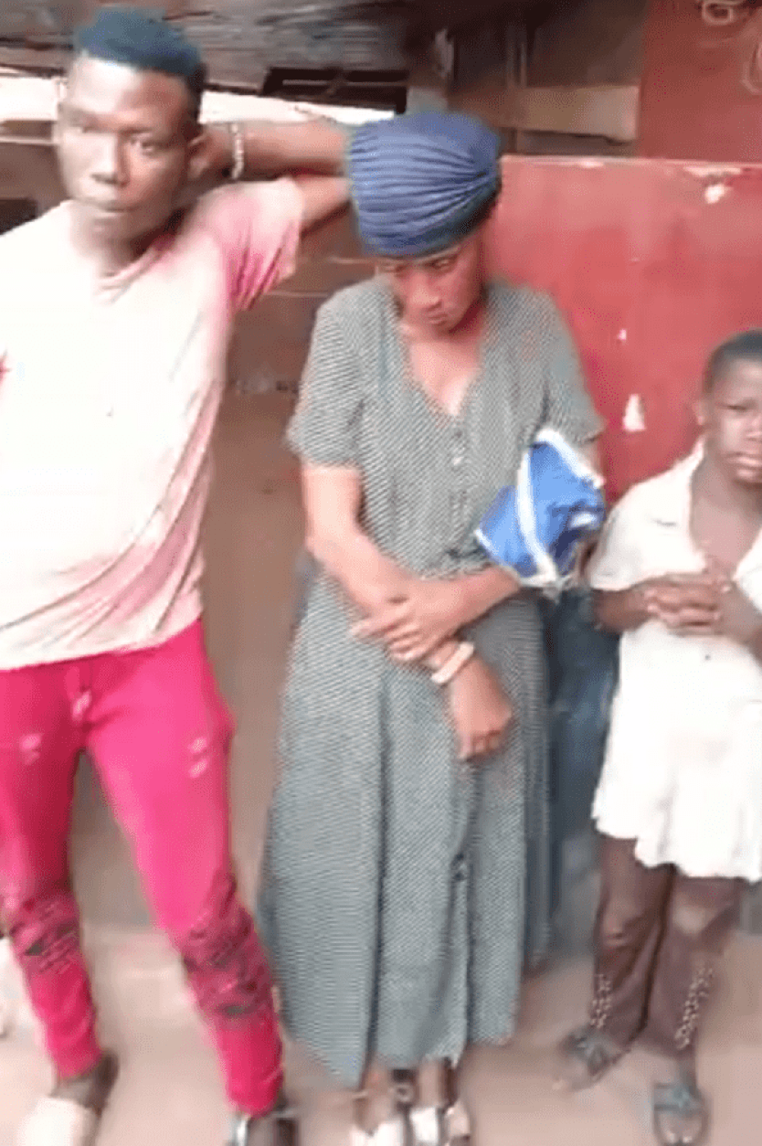 Wicked Grandma uses 7-year-old grand-daughter as sex slave, takes ₦1,500 from men for each sexual abuse.