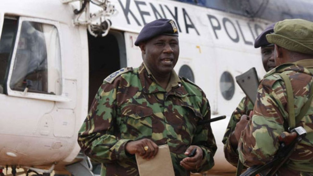 Kenya Airport Police