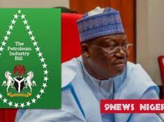 NIgerian Senate President, Nigeria Petroleum Industry Bill