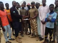 NO BOKO HARAM WAS ARRESTED AS ARMY TROOP HALTS ATTEMPT TO KIDNAP COMMUTERS IN BORNO STATE