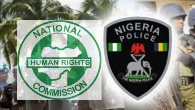 Nigerian Human Rights Commission and the Nigerian Police