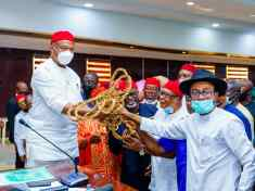 SITUATING GOVERNOR UZODIMMA'S INTERFACE WITH IMO LOCAL GOVERNMENT AREA STAKEHOLDERS
