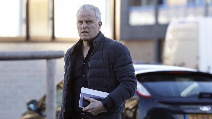popular Dutch crime journalist, Peter R de Vries