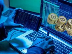 Cryptocurrency hacking